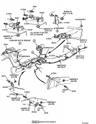 16 1966 Mustang Manual furthermore Mustang 5 0 Fusebox Wiring Diagram further 2000 F350 Ke Switch Wiring Diagram moreover 1362769 Fuel Guage Does Not Work moreover 87 Ford Bronco 4 9l Engine Wiring Diagram. on 86 ford f700 wiring diagram